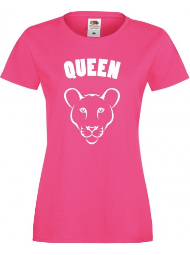 T-Shirt Lady Fit Lion Queen