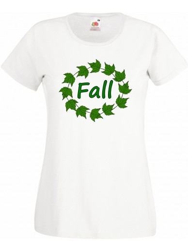 T-Shirt Lady Fit Fall