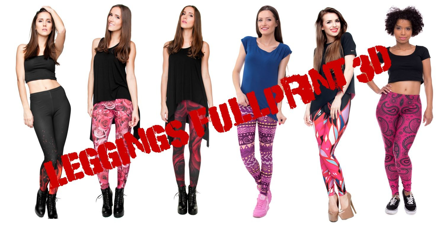 Leggings Fullprint 3D